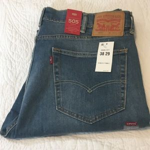 Levi's 505 38x29 Jeans